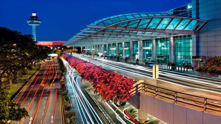 Dünya'nın En İyi Havalimanı: Singapur Changi