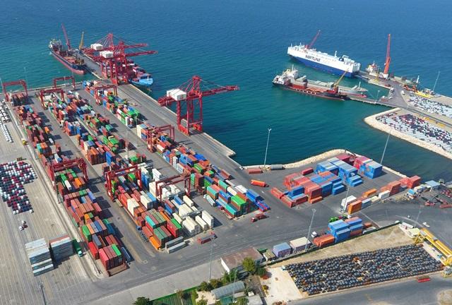 Limanlar, konteyner taşımacılığıyla büyüyor