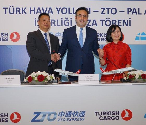 Turkish Cargo, 2 kargo devi ile ortak oldu