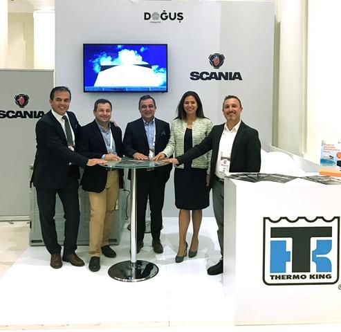 """Scania'dan """"inovasyon"""" ödülü"""