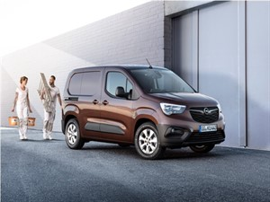 Karşınızda Yeni Opel Combo