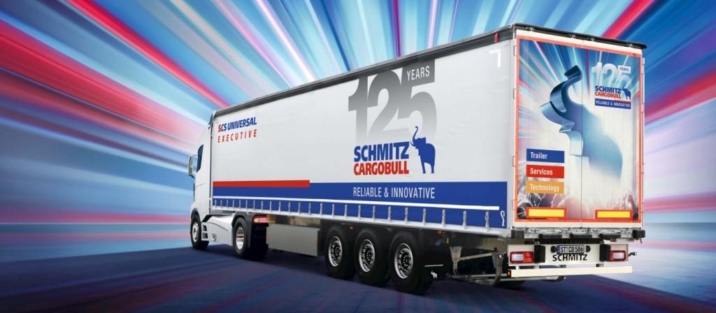 Schmitz Cargobull'dan  IAA Fuarı öncesi gövde gösterisi