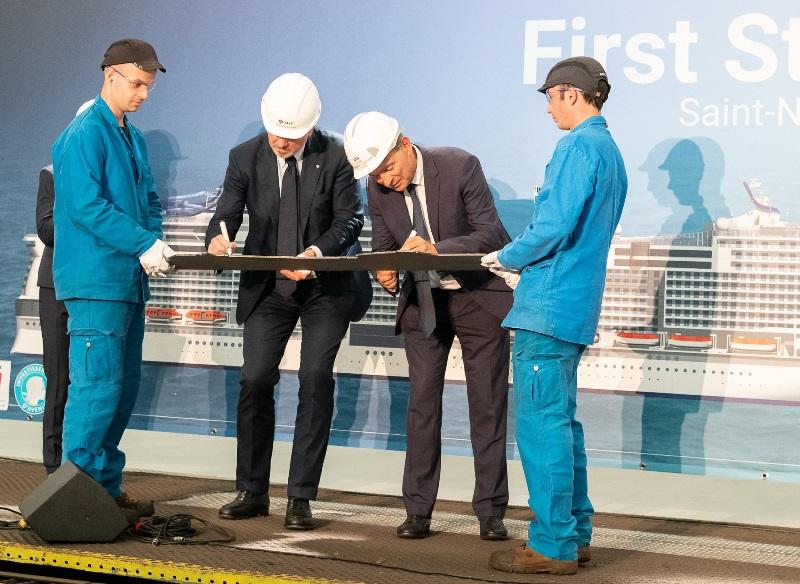 MSC Cruises, filosuna 13 yeni nesil gemi daha katacak