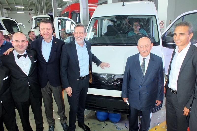 MAN, Lokman Koçaslan Otomotiv ile Bursa'da