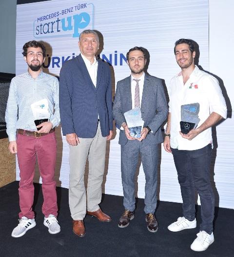 İşte Mercedes-Benz Türk StartUP kazananları