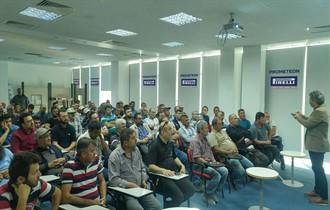 Prometeon Türkiye sektöre'lastik profesörü' yetiştiriyor