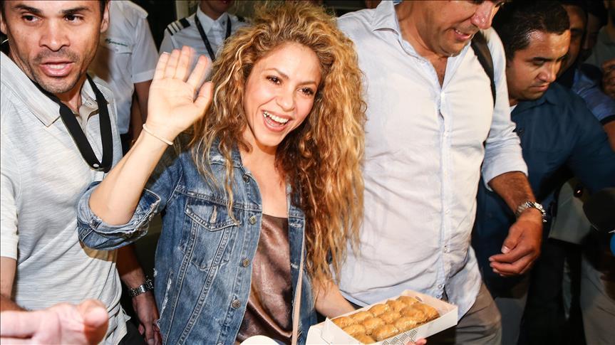 İstanbul trafiğine Shakira ayarı