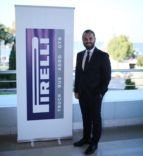 Prometeon Türkiye satış müdürlüğüne atama