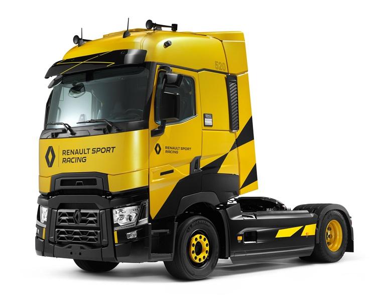 Bu Renault Trucks sadece 100 adet üretilecek