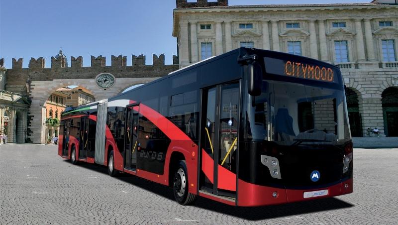 Romanya'daki 18 m otobüs ihalesinin kazananı Karsan