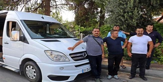 4 bin euro maaşla iş hayali kuran şoförlere hayatlarının şoku
