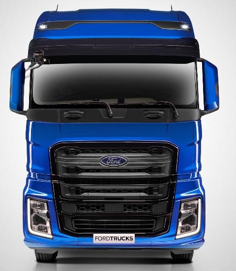 """Ford Trucks'ın """"Big Boy""""u Hannover'de görücüye çıkacak"""
