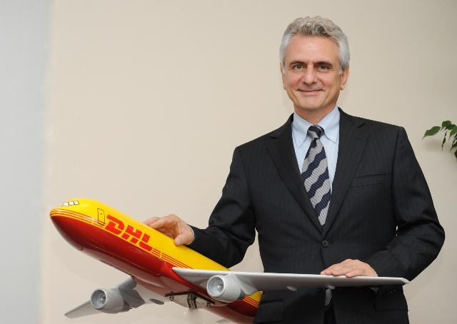 DHL Express'te yeni görevlendirme