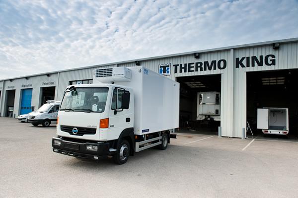 Thermo King, Yakıt Tasarrufu ile  Maliyetleri Düşürüyor