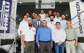Prometeon Türkiye, Afrika ve Orta Doğu satış ekibini ağırladı