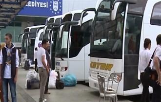 Yolcu bagajları E-devlet üzerine kaydedilecek