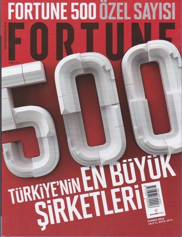 CYE Petrol, Fortune 500'de sıçradı