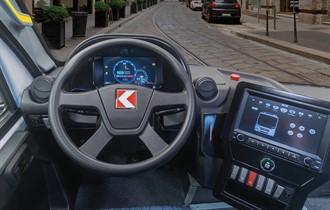 BMW motorundan gücünü alan minibüs: Karsan Jest Electric