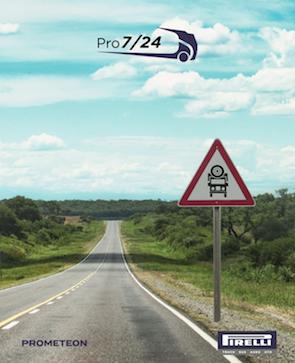 """Prometeon'dan Türkiye'nin ilk ağır vasıta yol yardım hizmeti """"Pro 7/24"""""""