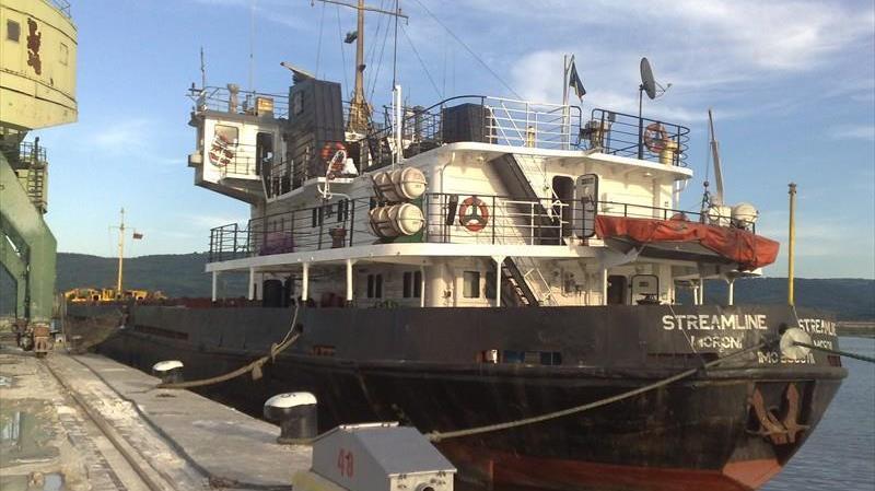 Rus gemisi ve mürettebatı 2 aydır, İstanbul'da tutuklu