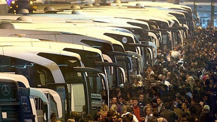 Dikkat! Tüm otobüs biletleri tükendi