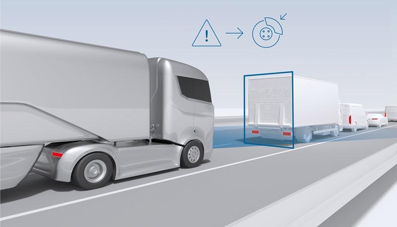 Bosch, yük trafiğinde bir ilke imza atıyor