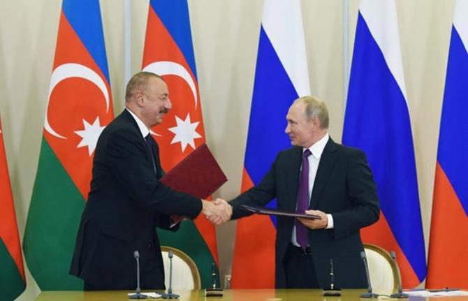 Putin-Aliyev anlaştı: Türkiye'ye 1 milyon ton petrol