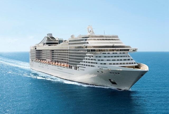 MSC Fantasia ile Akdeniz'i yeniden keşfedin