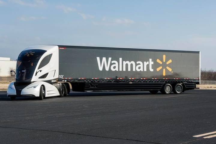 Walmart, 30 Tesla Semi daha alacak