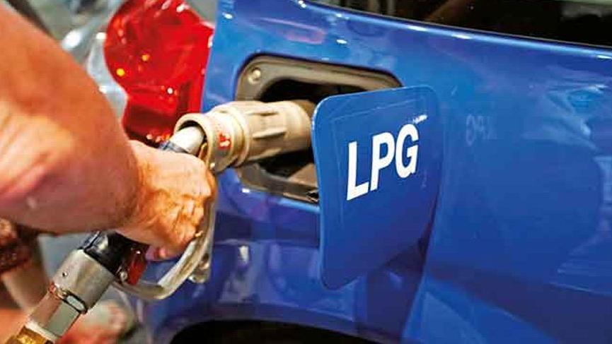LPG'ye geceyarısı zammı