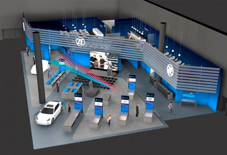 ZF, elektrikli fren balatalarını Automechanika'da tanıtacak