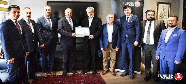 Turkish Cargo, YYS Belgesi alıyor