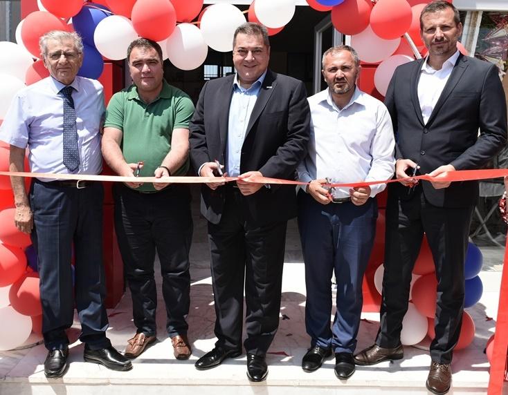 Bosch iş ortaklarından Ak-say Otomotiv'in  İzmir şubesi açıldı