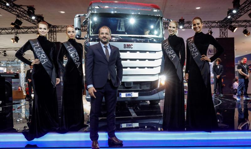 BMC, yeni kamyon ailesi TUĞRA ile geri döndü