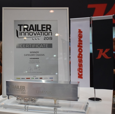 TIRSAN'dan inovasyon ödül tarihinde bir ilk