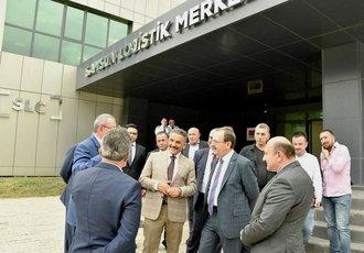 Samsun'da 'Uluslararası İntermodal Lojistik Zirvesi' düzenlendi