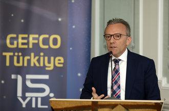 GEFCO, Türkiye'de başarılarla dolu 15. yılını kutluyor
