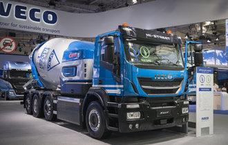 IVECO ve CIFA dünyanın ilk biyoCNG kamyonunu tanıtttı