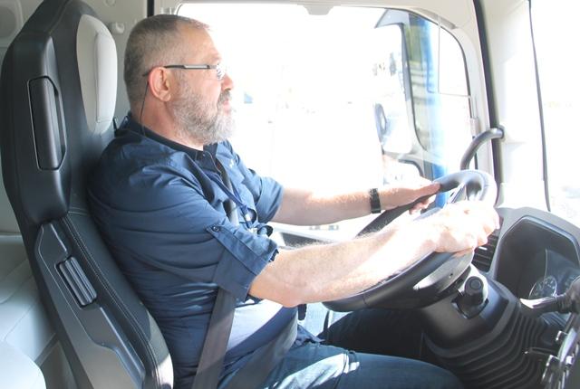 Yılın Kamyonu Ford Trucks F-MAX'i test ettik