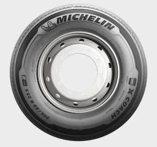 Michelin'in yeni otobüs lastiği X COACH Z, Türkiye yollarında