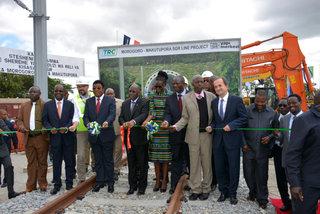 Tanzanya'daki dev demiryolu projesini Türk şirket kazandı