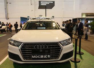 Audi ve HUAWEI otomatik sürüş için güçlerini birleştiriyor