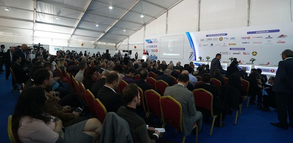 Ankara Lojistik Zirvesi kapılarını ziyaretçilerine açtı