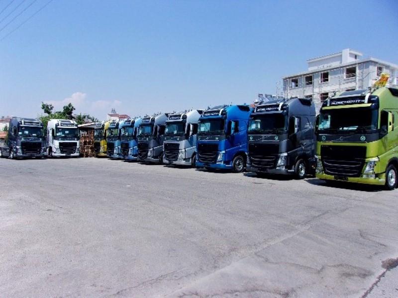 Tosun Ticaret'in tercihi Volvo Trucks