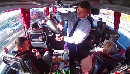 Otobüslerde ikram durdu, servisler ücretli oluyor