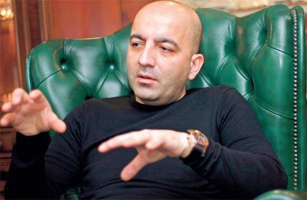 Palmali'nin kurucusu Mansimov gözaltına alındı