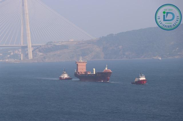 Yıllar sonra denizle buluşan hacizli gemiler