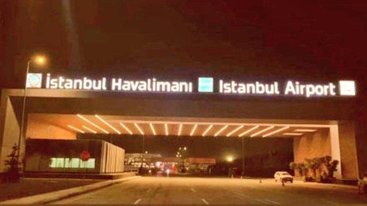 Yeni Havalimanı'nın adı belli oldu