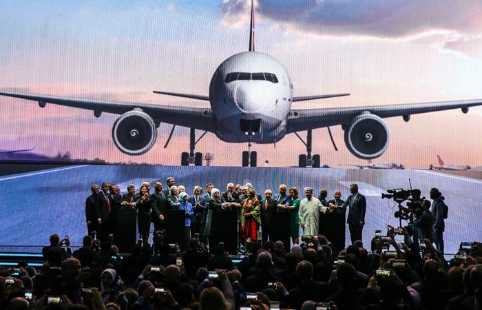 5 bin Arkas Lojistik TIR'ı İstanbul Havalimanı yolunda