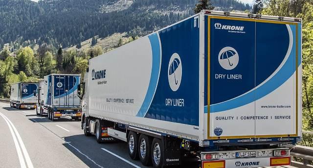 EuroTurk Lojistik ve Transtur yola Kronelerle çıkacak